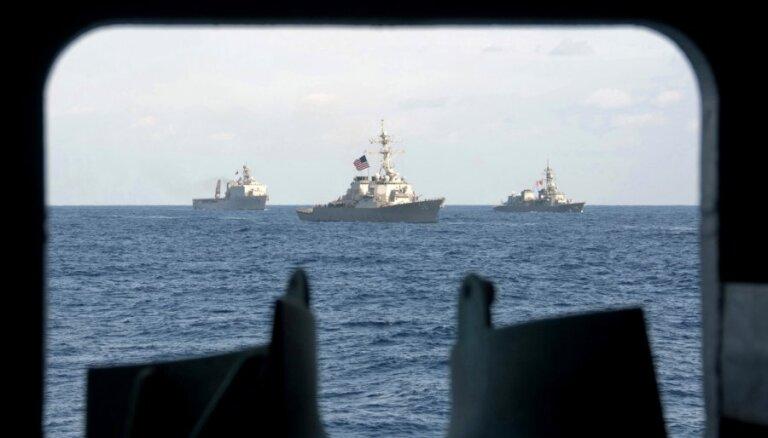 На Черное море прибыл эсминец ВМС США Donald Cook
