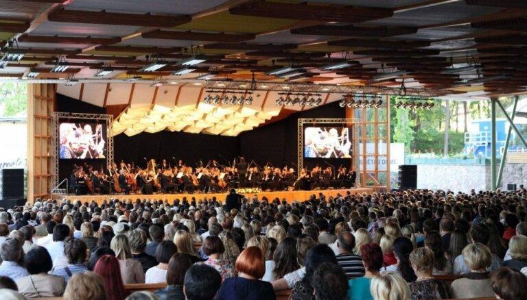 Dzintaru koncertzāle izsludina 80 gadu jubilejas kulminācijas koncertu