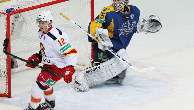 KHL 'golu' rekordists Mozess spēlēs ASV izlasē pasaules čempionātā