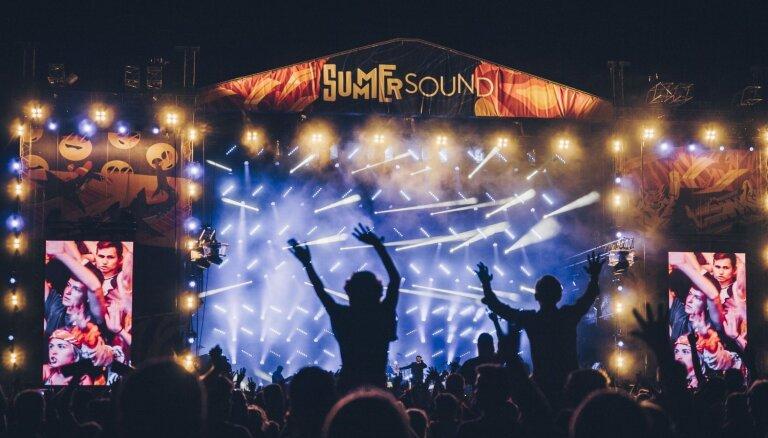 'The Sound Poets', 'Laika suns' un citi papildina 'Summer Sound' mākslinieku sarakstu