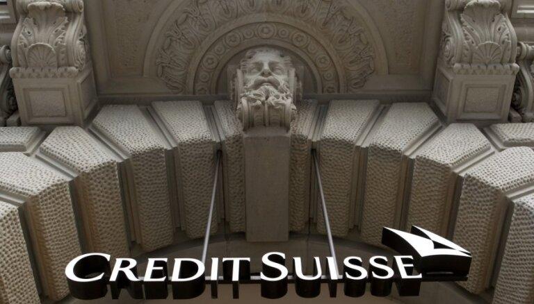 """Швейцарский банк Credit Suisse заморозил """"российские"""" активы на $5 млрд"""