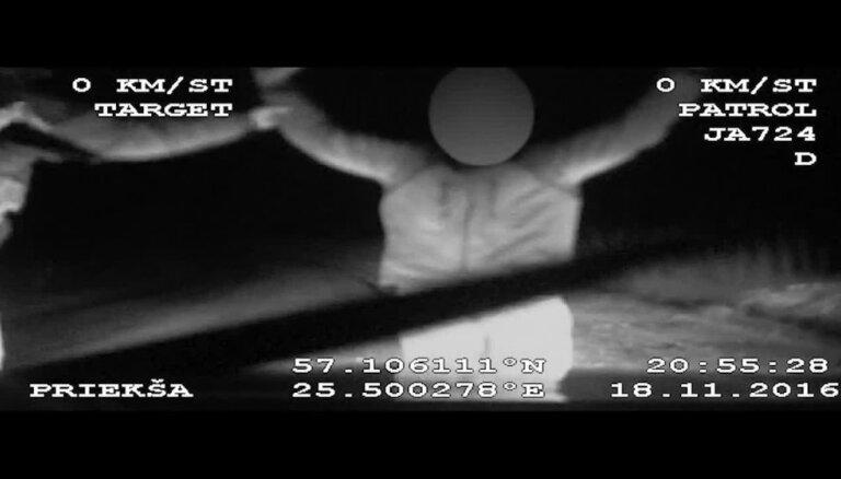 Vecpiebalgas novadā aiztur trīs laupītājus