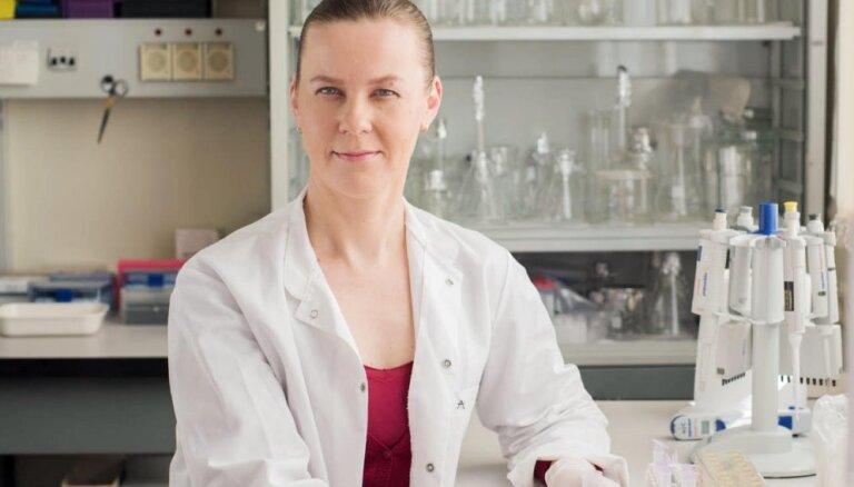 На самом деле наука — это творчество. Ренате Ранка о микробах, карьере и материнстве