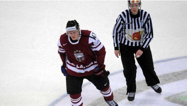 Cipulis nav izsaukts uz IIHF disciplinārās komisijas sēdi