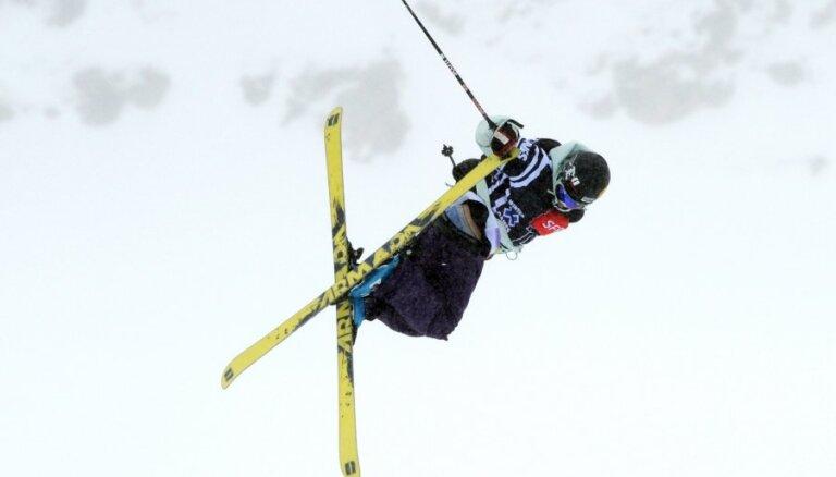 Лыжница впала в кому после падения