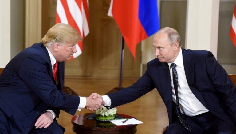 Trampa kampaņas cilvēki nesadarbojās ar Krieviju, secināts Millera ziņojumā