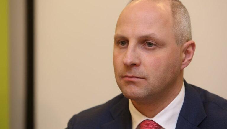 SM valsts sekretārs Ozoliņš aprīlī atstās amatu