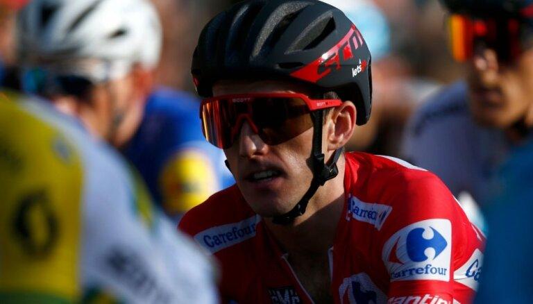 Jeitss triumfē 'Vuelta a Espana' kopvērtējumā