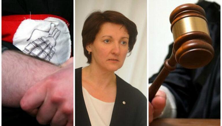 14 июля. Отставки министра Сейле не будет, скандальный приговор лиепайским педофилам, нападение нацболов на консульство Латвии