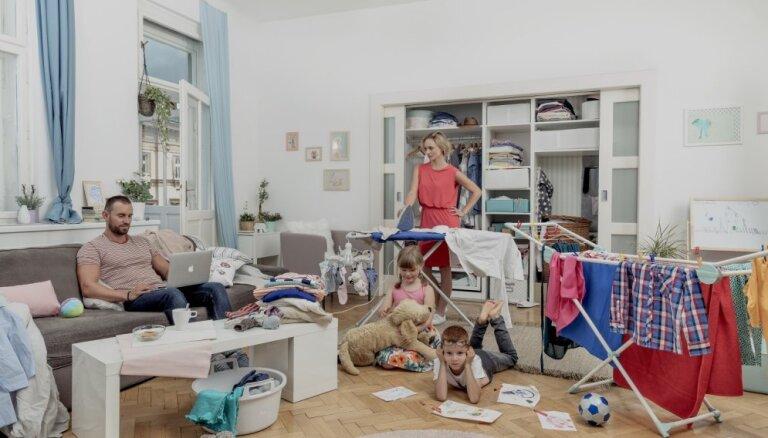 Больше места в доме и свободного времени — преимущества, которые дает сушилка для белья