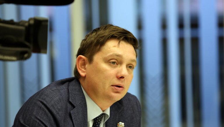 """KPV LV и """"Для развития/За!"""" запросили совместной встречи с президентом Латвии"""