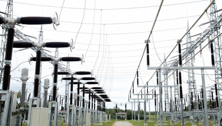 'Augstsprieguma tīkls' desmit gados attīstībā plāno investēt 400 miljonus eiro