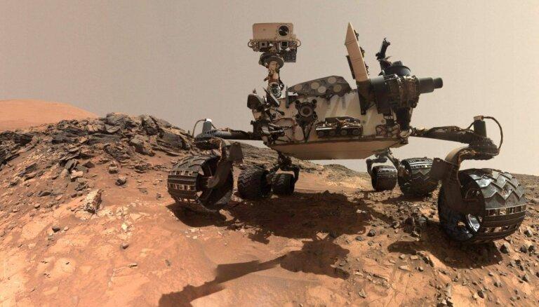 NASA noslēdz 'Opportunity' 14 gadus ilgo misiju