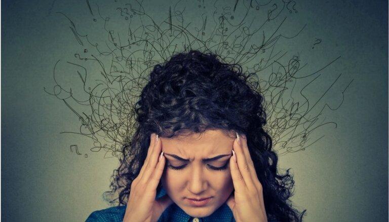 Если в голове хаос. Пять способов приучить мозг не беспокоиться