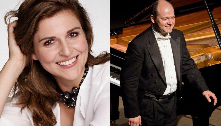 Zvaigžņu festivāla koncerti ar Maiju Kovaļevsku un Armandu Ābolu notiks augustā