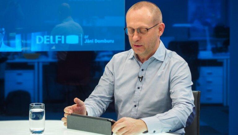 Politiska iejaukšanās vai 'glupa' laika stiepšana – Eglītis par Nemiro lomu 'Latvenergo' padomes konkursā
