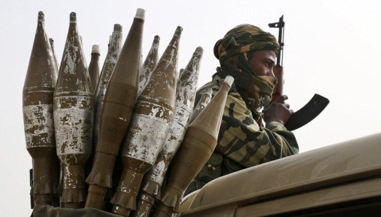 Čadiešu armija uz Čadas ezera salām nogalinājusi 162 džihādistus