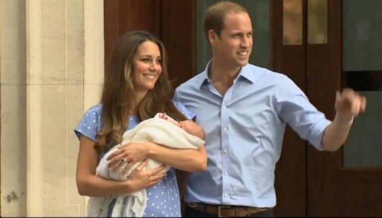 Принц Уильям не позвал своих тетушек на крестины сына
