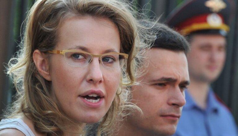 Собчак уверена, что Путин считает ее предательницей
