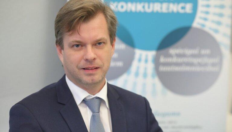 'Nozaru prioritātes turpmāk publiski nenoteiksim' – intervija ar jauno Konkurences padomes vadītāju