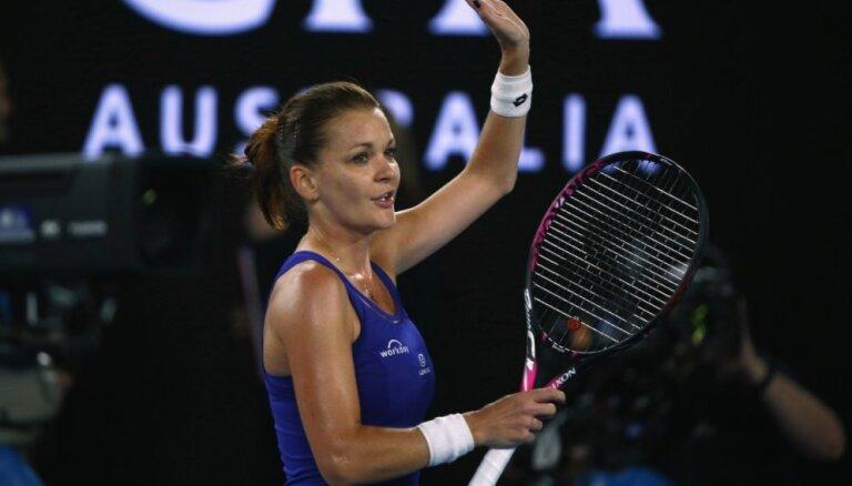 Agneška Radvaņska: lēmums par WTA karjeras beigšanu nebija viegls