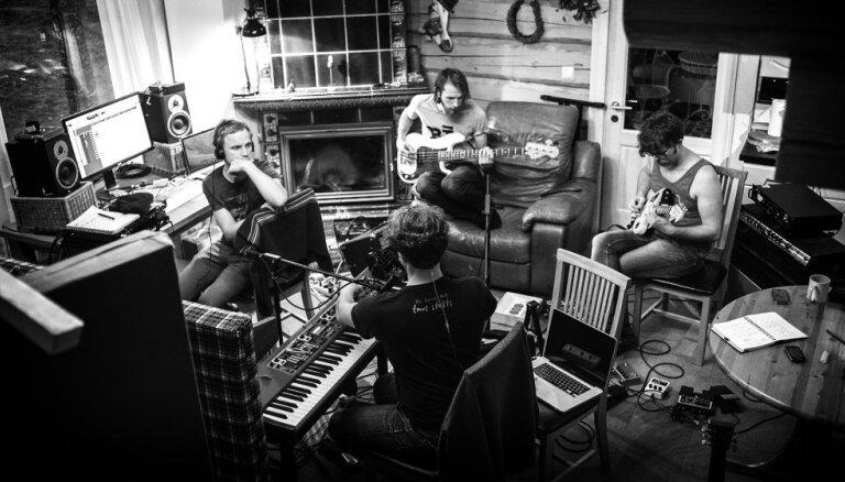 Grupa 'The Sound Poets' klajā laiž jauno albumu 'Pulsē'