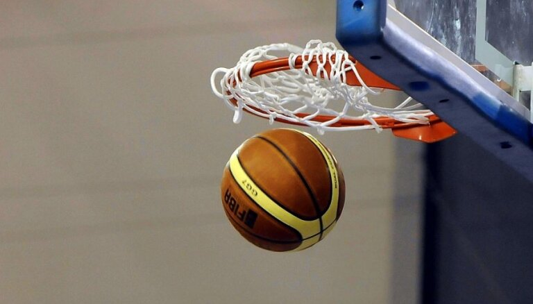 'Valmieras' un 'Jelgavas' basketbolistiem zaudējumi BBL turnīra mačos