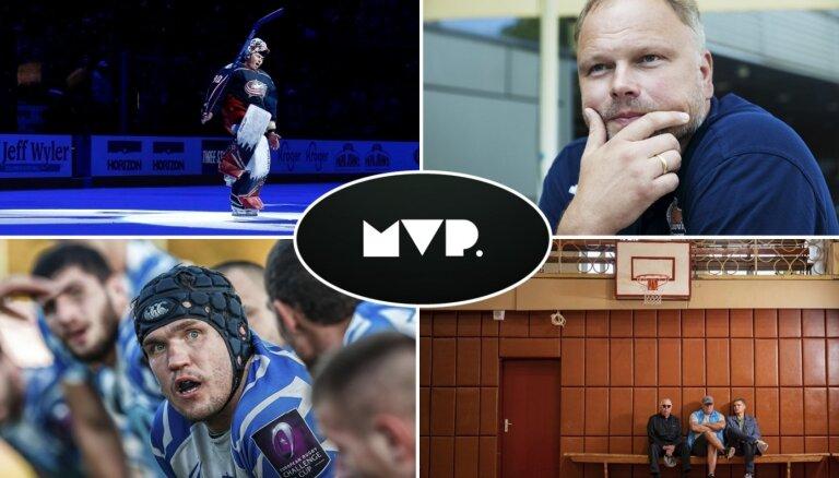 'MVP': Merzļikins uz letes, Sibīrijas lācis un ko Helmanis atrada čekas maisos