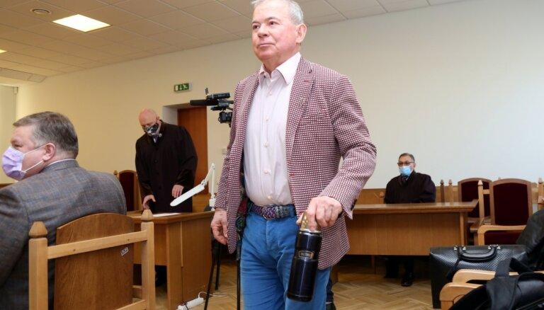 Iegūtā nauda savulaik dalīta televizoru kastēs, žurnālam stāsta Lemberga lietas prokurors
