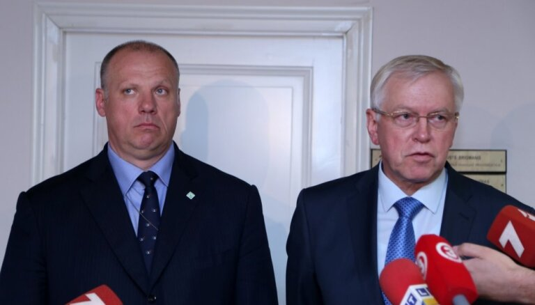 Opozīcija neatbalstīs Bergmaņa kandidatūru aizsardzības ministra amatam