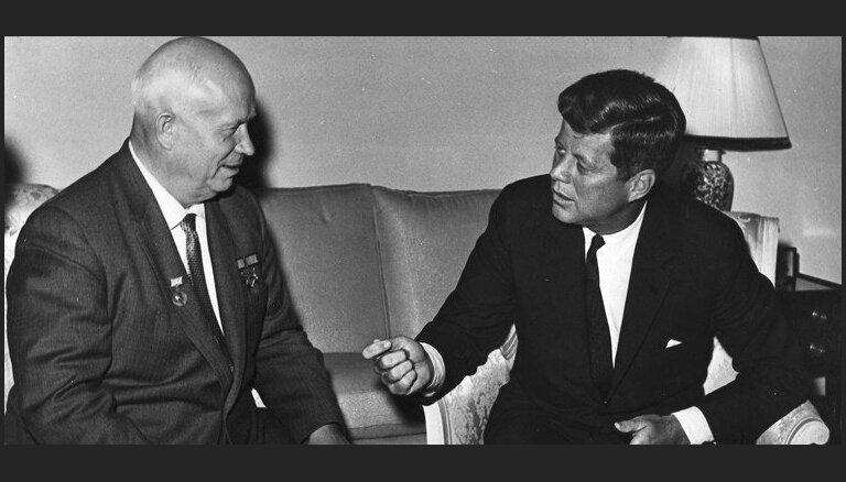 СМИ: Белый дом блокирует публикацию новых документов об убийстве Кеннеди