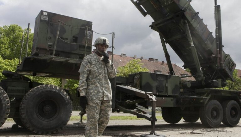 Турки протестуют против размещения ракет Patriot