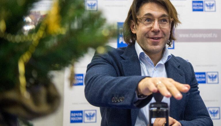 ВИДЕО: Зачем Андрей Малахов приехал в Юрмалу?