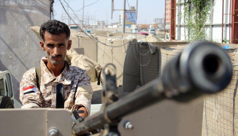 Jemenas valdība un dienvidu separātisti parakstījuši vienošanos par varas dalīšanu