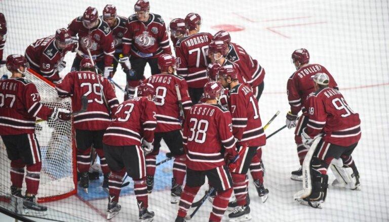 Rīgas 'Dinamo' centīsies sevi pierādīt kā pilntiesīgu KHL biedru, saka Priede