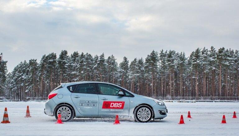 Padomi auto novietošanai ziemas apstākļos