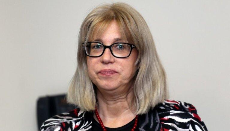 Друвиете: план по реформе-2018 будет представлен еще до выборов