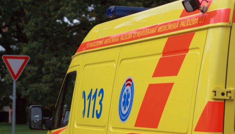 Трагедия под Скривери: в ДТП погибли мужчина и четырехлетний мальчик