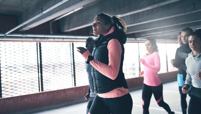 Rīgā notiks īpaša fitnesa un aerobikas diena īsi pirms Ziemassvētkiem