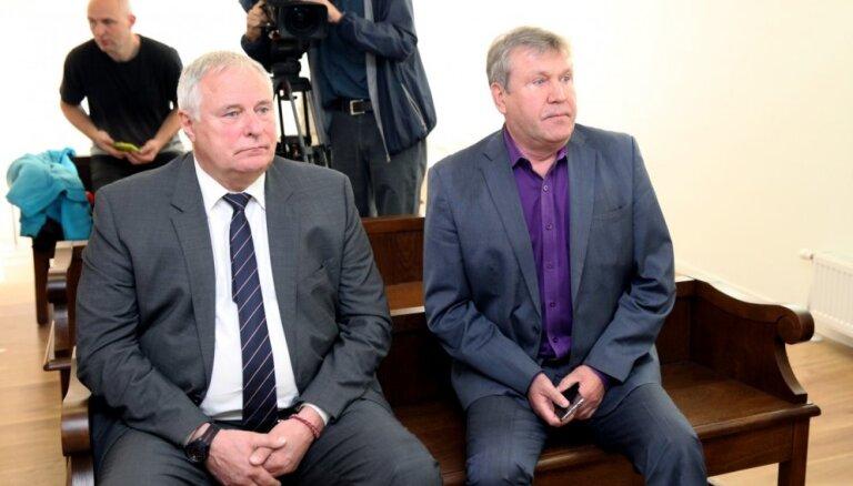 Уголовное дело Логинова и его заместителя: обоим грозят крупные денежные штрафы