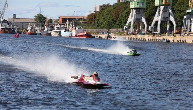 Rallija 'Kurzeme 2014' ātrumlaivu sacensībās piedalīsies divi pasaules čempioni