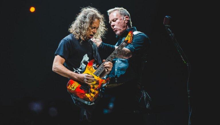 ФОТО: К концерту Metallica почти всё готово. Почему сцена без крыши?