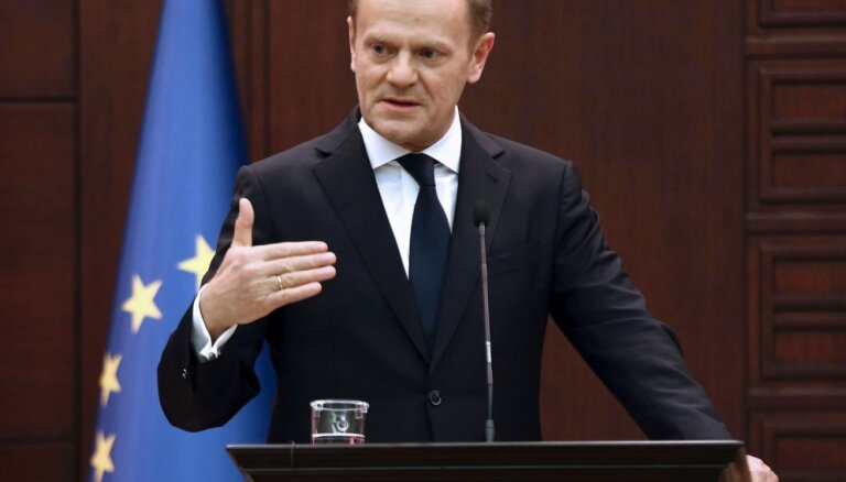 Туск рекомендует ЕС дать Лондону отсрочку