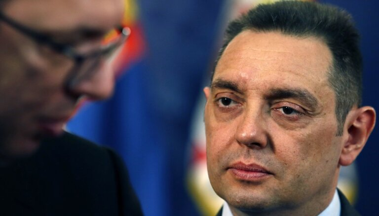 Serbijas ministrs: Belgrada var atteikties no mērķa pievienoties ES