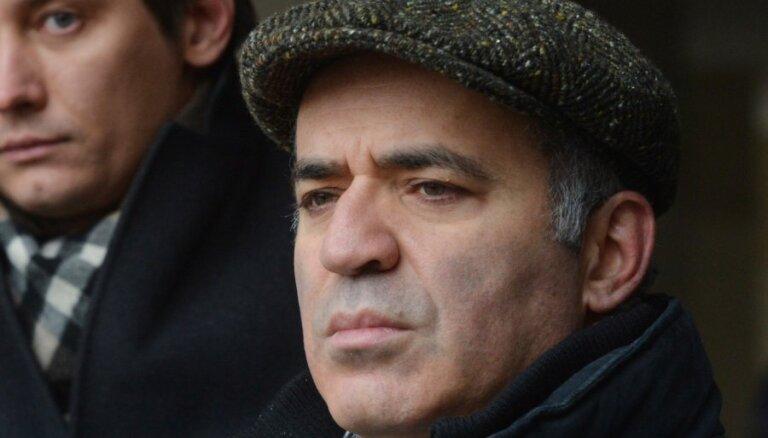 Каспаров выиграл дело против властей России в ЕСПЧ