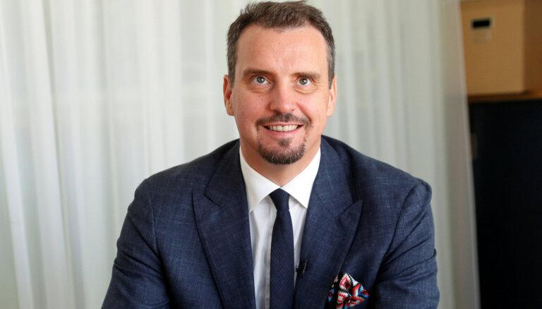 Zelenskis lietuvieti Abromaviču ieceļ augstā aizsardzības rūpniecības amatā