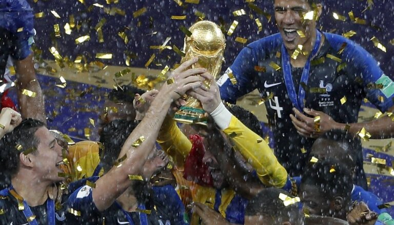Vairākas 2022. gada Pasaules kausa spēles varētu notikt ārpus Kataras