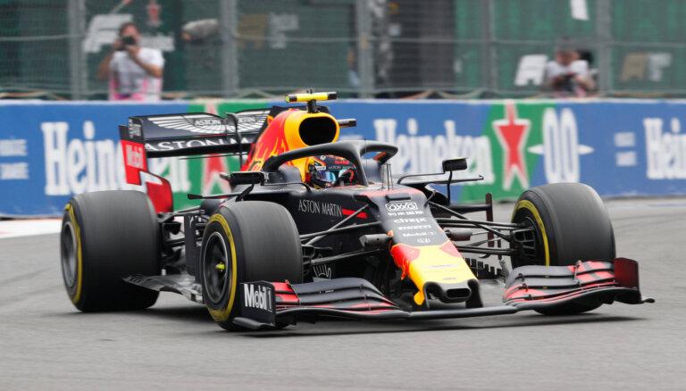 F-1 organizatori pārceļ arī jūnijā gaidāmo Azerbaidžānas 'Grand Prix'