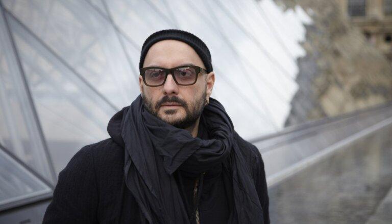 Кирилл Серебренников назвал латвийские черные списки актеров бредом