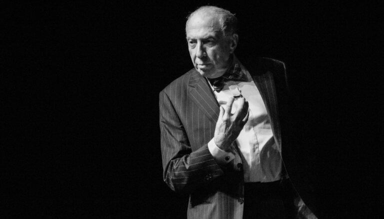 После продолжительной болезни умер актер Сергей Юрский